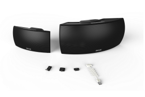 Korus V400/V600 Wireless Speakers With Batons And Charge Cable