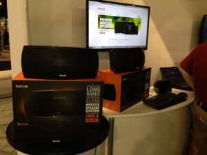 Korus at CEDIA 2013