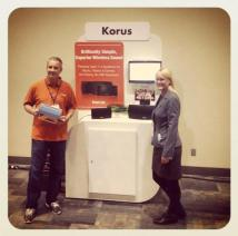 Korus at Macworld 2014 Media Preview Session