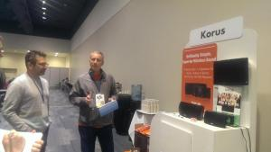 Brett Faulk discusses Korus at Macworld