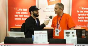Macmixing interview with Korus at Macworld 2014