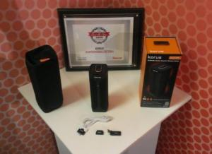 Korus M20 wins Best in Show