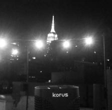 Korus wireless speakers in New York