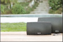 Korus wireless speakers elevate the music listening experience