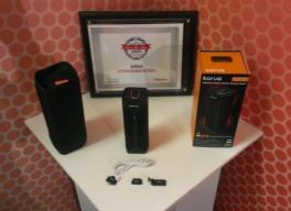 Korus M20 Wins Best In Show - CE Week 2014
