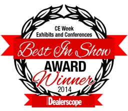 Korus M20 Wins CE Week 2014 Best In Show
