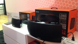 Korus V400 and V600 at CE Week 2014