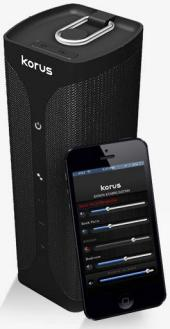 Korus M20 with Volume Control App