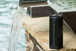 Korus M20 fountain